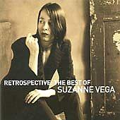 Suzanne Vega - RetroSpective - The Best Of Suzanne Vega - 2 X CD SET