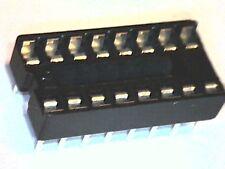 10x IC-Fassung IC-Sockel 8-14-16-18-20-24-28-32-40pol DIL DIP