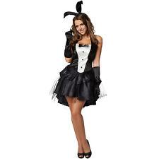 Damen Kostüm heißes Häschen Hase Fasching Halloween Kleid sexy Bunny Hase Erotik