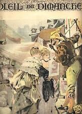 LE SOLEIL DU DIMANCHE 1892 N 17 LA FOIRE AU JAMBON