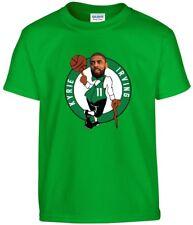 "Kyrie Irving Boston Celtics ""LOGO"" jersey T-shirt Shirt"