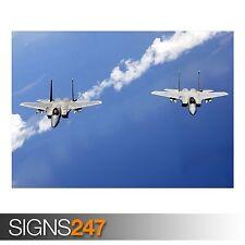 Guerre avion 28 (AC312) ARMY Poster-Photo Poster print ART A0 à A4