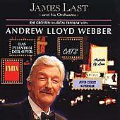 Plays Andrew Lloyd Webber, James Last, Very Good Import