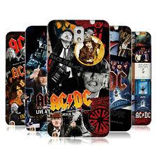 Oficial de AC/DC ACDC Collage caso De Gel Suave para TELÉFONOS SAMSUNG 2