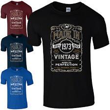 Mens Funny \ Novelty 81st Birthday T-Shirt Gift Present Idea Bottles 1938