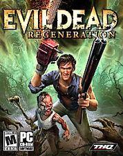 Evil Dead Regeneration, New Video Games