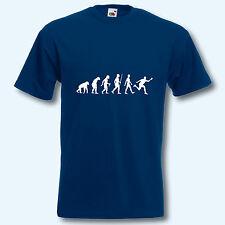 T-Shirt, Fun-Shirt, Evolution Tischtennis, S-XXXL