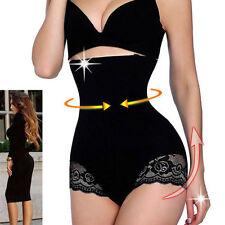 High Waist Tummy Slimmer Panty Firm Control Body Shapewear Butt Lifter Briefs