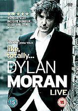Dylan Moran - Like, Totally... Dylan Moran Live (DVD, 2006) **New & Sealed Item*
