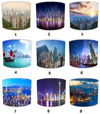 Hong Kong paralumi, ideale per abbinare Città di Hong Kong Adesivi Murali & Adesivi.