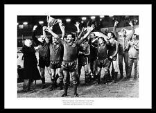 Aberdeen FC 1983 European Cup Winners Cup Team Photo Memorabilia (768)