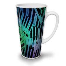 Keybord Play Music NEW White Tea Coffee Latte Mug 12 17 oz   Wellcoda