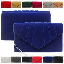 Fashion pleated design Women Envelope Evening Wedding Party Clutch Handbag Purse