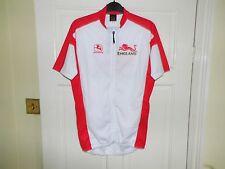 Team England Commonwealth Games Rider Issue cycling bike shirt jersey Giordana