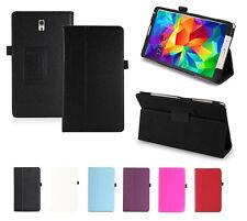 "UK Slim Folio PU Leather Case Cover for Samsung Galaxy Tab 4  7"" SM-T230/235/231"