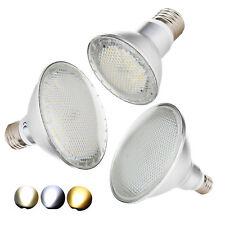 E27 PAR20 PAR30 PAR38 LED Spotlight Bulb Dimmable 30W 24W 14W White Lamp Bright