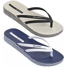 IPANEMA BOSSA FEM scarpe infradito donna sandali bassi ciabatte zoccoli mare