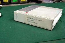 HP 4418B-4419B PROGRAMMING GUIDE
