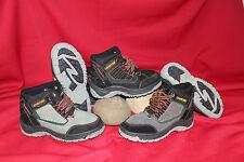 Trekking Schuhe Wander Freizeit Boots Stiefel Gr 28 29 30 31 32 33 34 35 NEU
