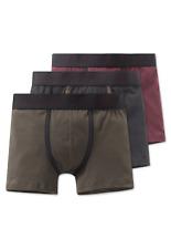 Schiesser Ragazzi Hip-Retro Uncover Pantaloncini 3er Pack XS M L 140-176 95/5 Co