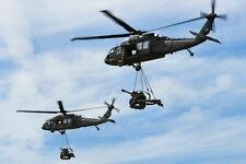 163168 Sikorsky UH-60 Black Hawk Wall Poster Print Affiche