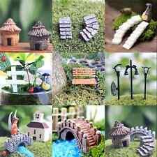 DIY Cute Figurine Craft Plant Pot Garden Ornament Miniature Fairy Garden Decor