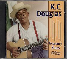 K.C. DOUGLAS mercury blues CD Arhoolie '60-'74 recordings long OUT OF PRINT