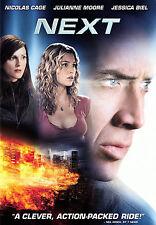 Next (DVD, 2007) NICK GAGE