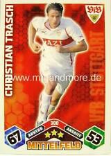 Match ATTAX Christian träsch #300 10/11