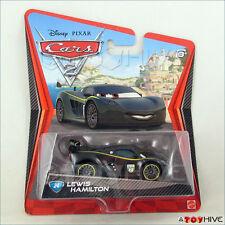 Disney Pixar Cars 2 Lewis Hamilton #24