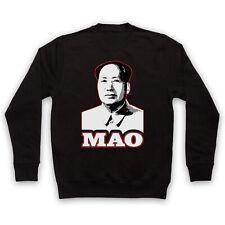 CHAIRMAN MAO ZEDONG TSE-TSUNG UNOFFICIAL CHINESE LEADER ADULTS & KIDS SWEATSHIRT