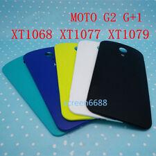 For Motorola Moto G2 (2nd Gen) XT1063 XT1068 Battery Back Rear Door Cover Case