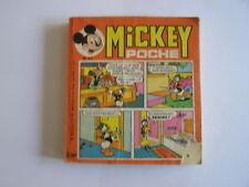 BD mickey poche n°47 de 1978