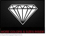 Diamond Vinyl Sticker JDM Decal Bling Car Window Ice Tattoo Rap Music HIp Hop