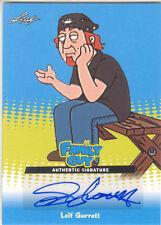 Family Guy Season 3 - Leif Garrett Autograph Card