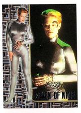 Star Trek Voyager Profiles 7 of 9 card number 6