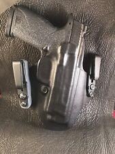 Pancake Style Boltaron Tuckable IWB Gun Holster