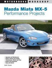 Mazda Miata MX-5 Performance Projects (Paperback or Softback)