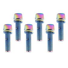 Stahl Vorbau Schrauben Fahrradschaftschrauben MTB Pflege Fahrrad Schrauben
