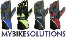 NEUF MOTO REFLEX cuir textile imperméable hiver Flexible joint gants