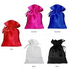 Potli Plain 25 Favor Gift Favour Satin Drawstring Small Pouches Party Bag Women
