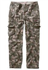 Joe Browns Cargo Hose K-Gr.28,29,30 NEU Herren Camouflage Militär Tarnhose Army
