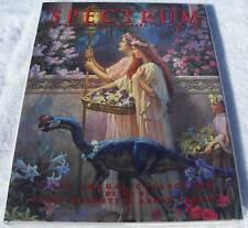Rare Spectrum First Annual Hardcover HC Slipcase Art of