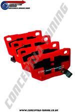 Uprated EBC Redstuff Plaquettes de frein arrière-pour skyline R32 GTR RB26DETT non V spec