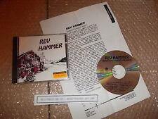 CD Folk Rev Hammer - Industrial Sounds+ Magic (10 Song) COOKING VINYL + presskit