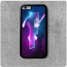 coque Iphone 4/5/6/7/8/X skin Fortnite  F logo
