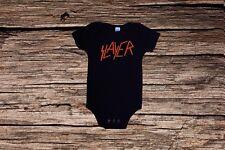 Boys T-shirt~ Infant shirt~SLAYER~boys band shirt~infant band shirt