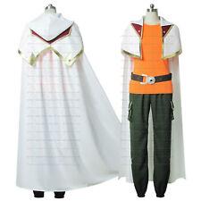 Yu-Gi-Oh! ARC-V Yuya Sakaki Clothing Cos Cloth Uniform Cosplay Costume: