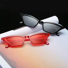 Retro Vintage Sunglasses Fashion Women Small Cat Eye Glasses Tinted Lens Eyewear