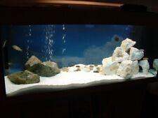 Pure White Aquarium Sand. PH Neutral Bulk 25kg Bag